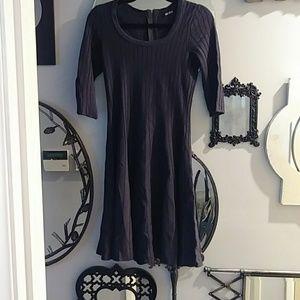 Nic+Zoe 3/4 length sleeved dress.
